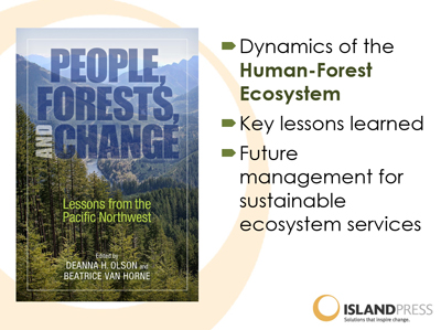 PowerPoint presentation for the book People, Forests, and Change