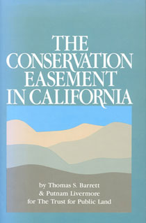 The Conservation Easement in California