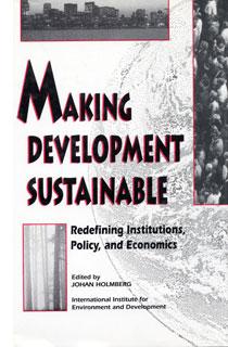 Making Development Sustainable