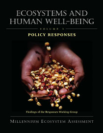 Ecosystems and Human Well-Being: Policy Responses