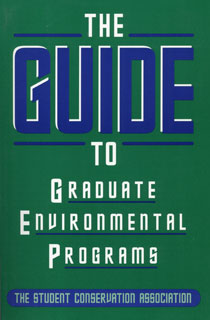 The Guide to Graduate Environmental Programs