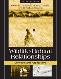 Wildlife-Habitat Relationships