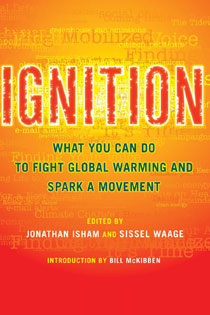Ignition book cover