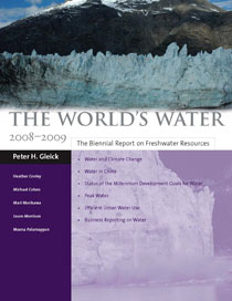 The World's Water 2008-2009