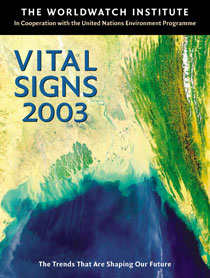 Vital Signs 2003