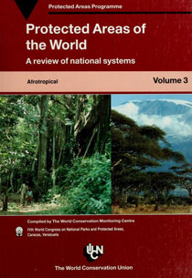 Protected Areas of the World: Vol. 3 - Afrotropical