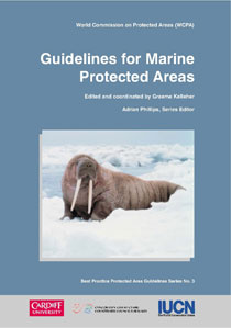 Guidelines for establishing marine protected areas