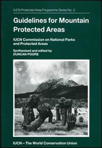 Guidelines For Mountain Protected Areas