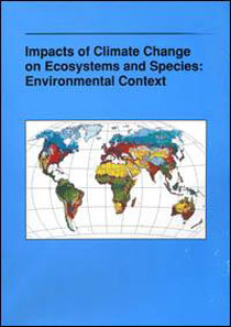 The Impact of climate change on ecosystems and species