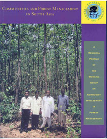 Communities and forest management in South Asia