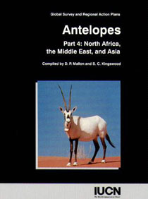 Antelopes: Part 4 - North Africa, the Middle East, and Asia