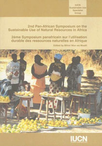 2nd Pan-African Symposium on the Sustainable Use of Natural Resources in Africa