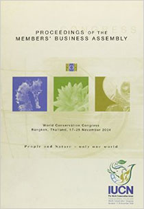 Proceedings of the Members' Business Assembly