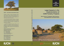 Legal aspects in the implementation of CDM forestry projects