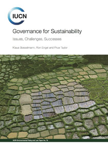 Governance for Sustainability