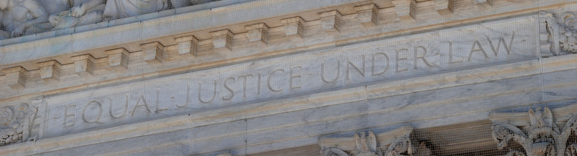 Photo credit: Supreme Court Pediment by Flickr.com user Kevin Harber