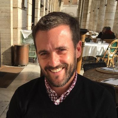 Scott Butterfield | An Island Press Author