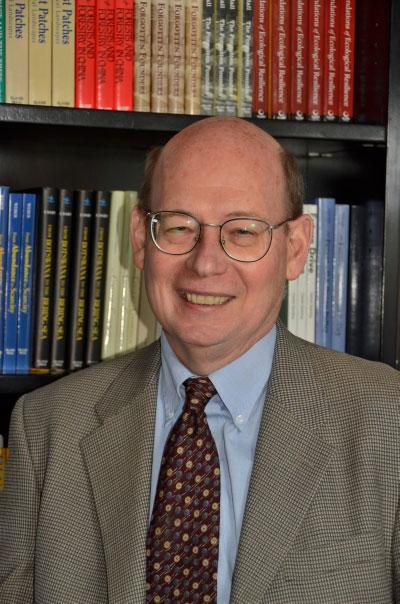 David Miller, Island Press President