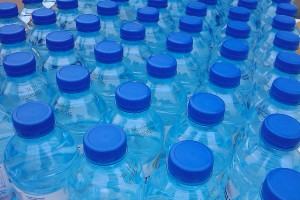 Consumption of bottled water has skyrocketed in the past fifty years. Photo by Ricardo Bernando, used under Creative Commons licensing.
