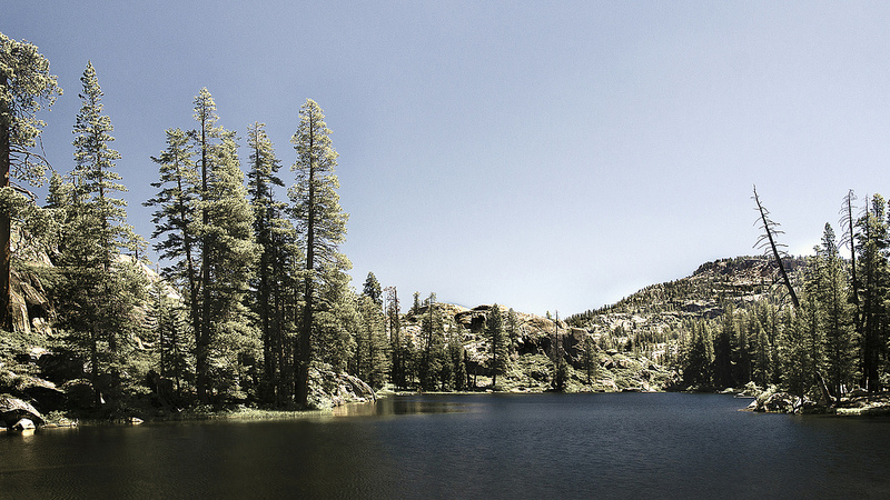 Camp Lake in the Emigrant Wilderness of the Sierra Nevada in California. Photo by Stephen, used under Creative Commons licensing.