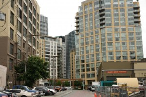 South Lake Union, Seattle: Where good urban intentions meet timid architecture.