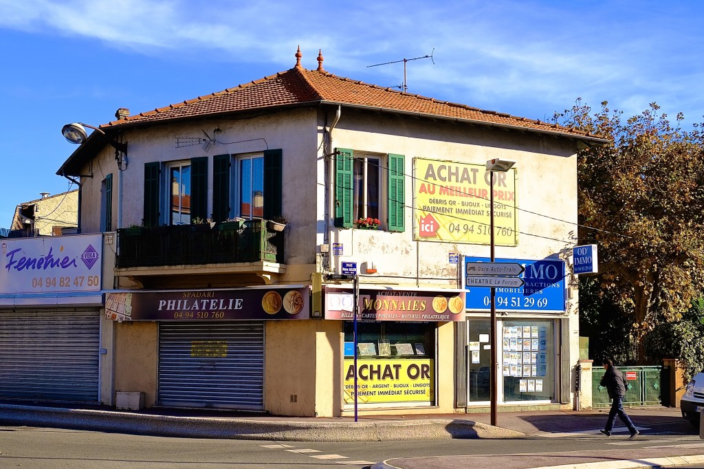 Image composed in Fréjus, France. Photo by Charles R. Wolfe.