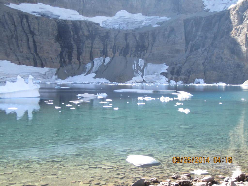 Glacier National Park. Photo by Emily Monosson.