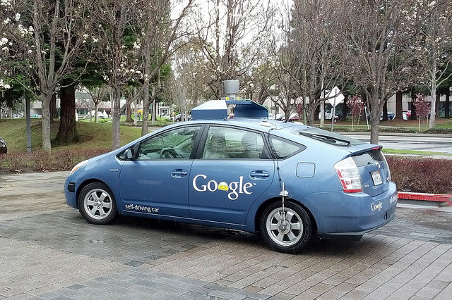An early model of Google