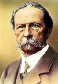 Carl Benz, creator of the first car and mustache aficionado. Photo via Wikimedia Commons, in the public domain.