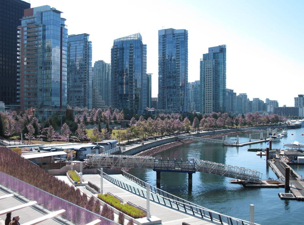Vancouver is a leader in ecodesign. Photo by Larry Beasley.
