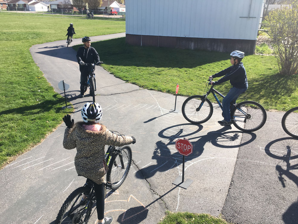 Youth Bicycle Education Program | Bike Utah