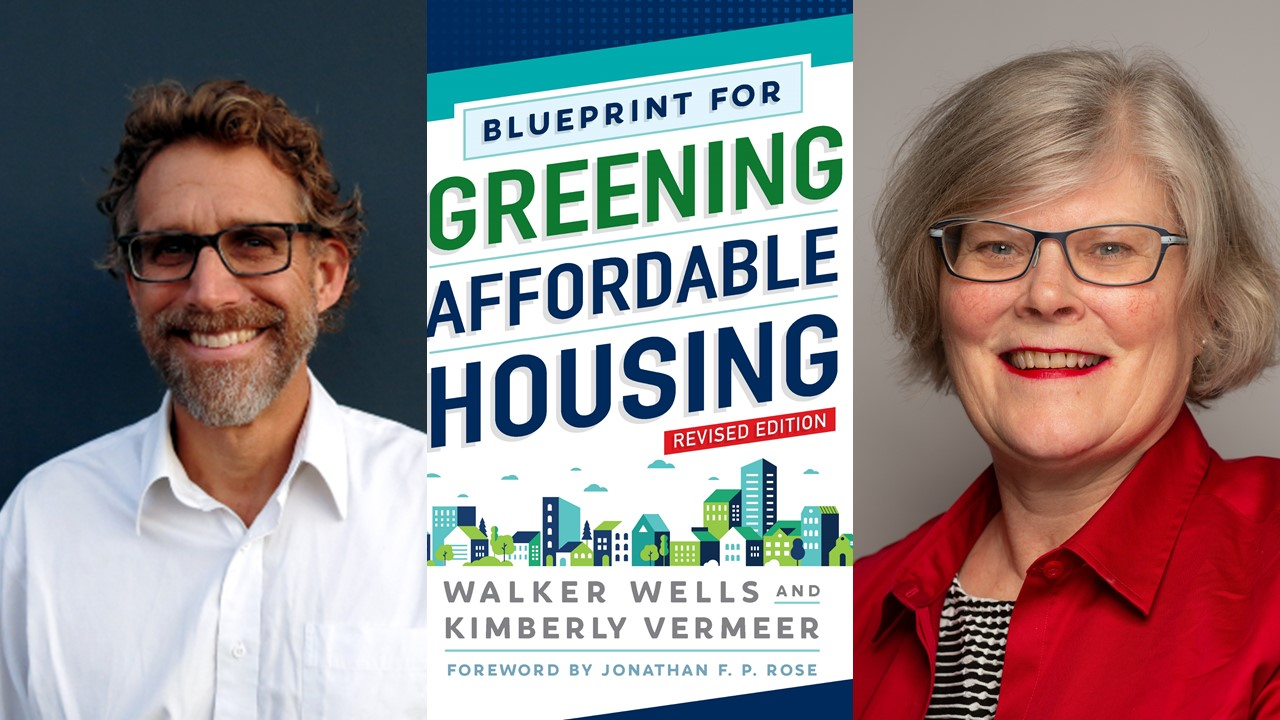 Blueprint for Greening Affordable Housing Webinar Promo