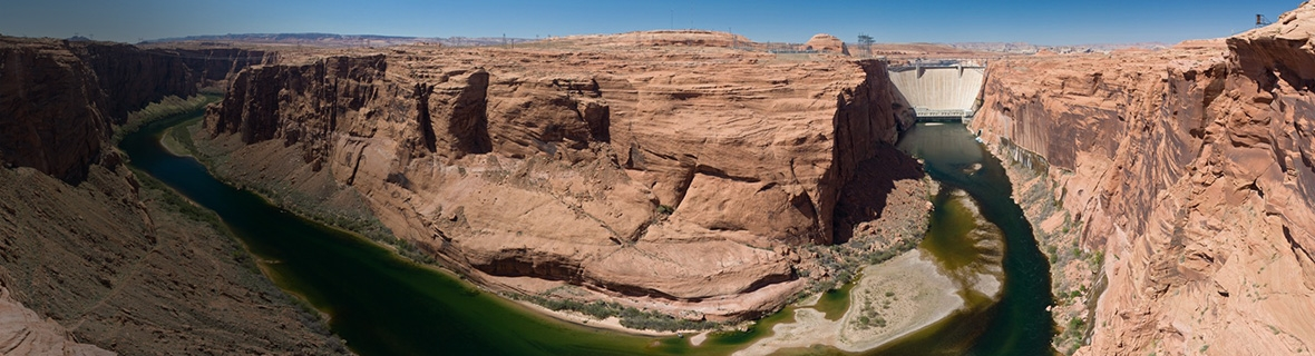 Photo Credit: Glen Canyon Dam and Colorado River - Page, Arizona by Flickr.com user Jim Trodel