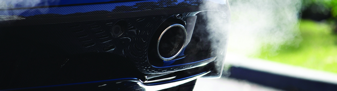 Car exhaust pipe. Photo by Matt Boitor/Unsplash