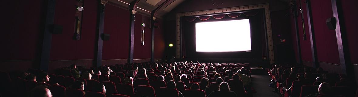 Movie theater. Photo by Jake Hills/Unsplash