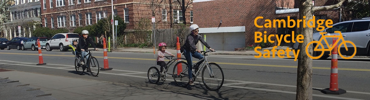 Cambridge Bicycle Safety | Enter our Bike Month sweepstakes