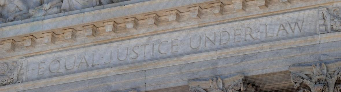 Photo credit: Supreme Court Pediment by Flickr.com user Kevin Harber