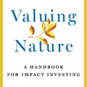 Valuing Nature