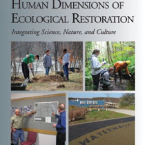 Human Dimensions of Ecological Restoration