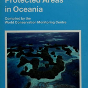 IUCN directory of protected areas in Oceania