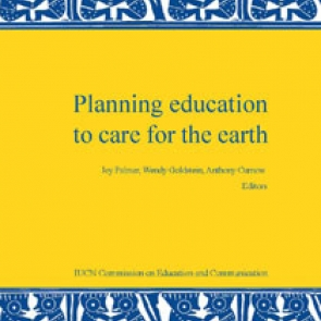 Planning Education to Care for the Earth