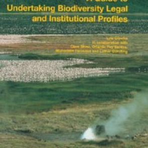 Guide to Undertaking Biodiversity Legal and Institutional Profiles