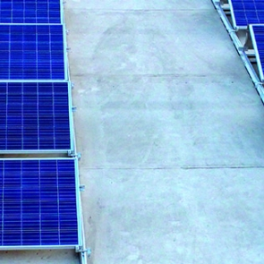 Solar panels. Photo by Angie Warren/Unsplash