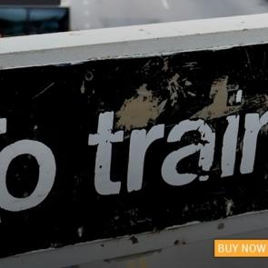 Trains, Buses, People | Island Press