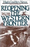 Reopening the Western Frontier