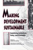 Making Development Sustainable