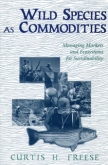 Wild Species as Commodities