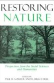 Restoring Nature