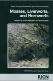Mosses, Liverworts and Hornworts