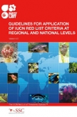 Guidelines for Application of IUCN Red List Criteria at Regional Levels